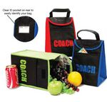 Custom Non Woven Lunch Cooler Tote Bag