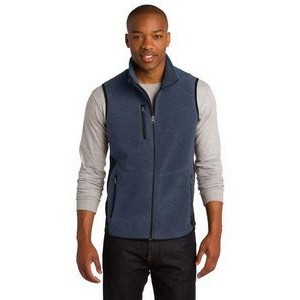Port Authority® Men's R-Tek® Pro Fleece Full-Zip Vest