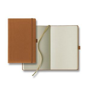 Tucson Medium Ivory Journal w/240 Graph Pages