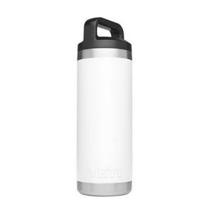 YETI® Rambler™ 18 oz. Bottle - White