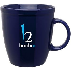 18 Oz. Coffee House Mug (Cobalt Blue)