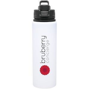 28 Oz. H2go Surge Bottle (White)