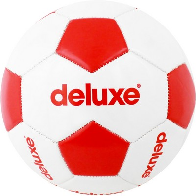 Official Size 5 Soccer Ball w/Dual Print Panel