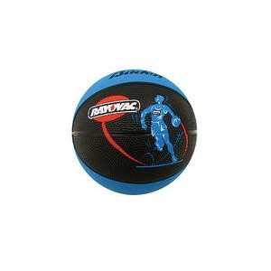 "Overseas Custom Rubber Mini Basketball (7"")"