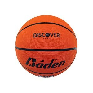 "Official Size Rubber Basketball (9 1/2"" diameter) 5 colors!"