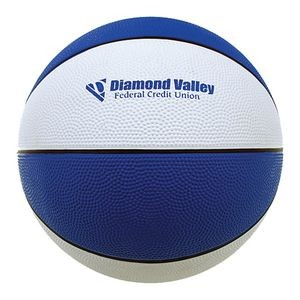 "Women's/Intermediate Size Rubber Basketball (9"" diameter) 5 Colors!"