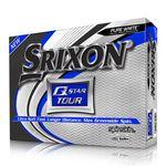 Custom Srixon Q-Star Tour golf ball