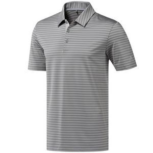 Adidas Ultimate365 Two-Color Stripe Polo