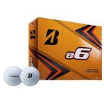 Custom Bridgestone e6 Speed Golf Ball