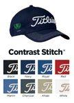 Custom Titleist Unstructured Contrast Stitch Chino Twill Hat