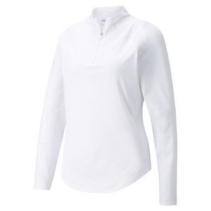 Puma Women's Rotation 1/4 Zip