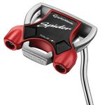 Custom TaylorMade Spider Tour Red Putter