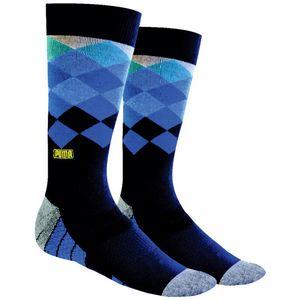 Custom Puma Men's Fusion Argyle Sock
