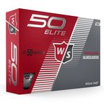 Custom Wilson Staff 50 Elite Golf Ball