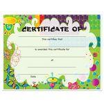 Custom Stock Award Certificates - Periodic Table Design