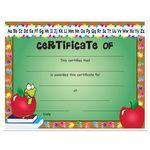 Custom Stock Award Certificates - Apple Design
