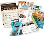 Custom Sell Sheets & Brochures 8.5