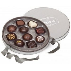 Cirque Collection Belgian Chocolate Gift Box (10-pc)