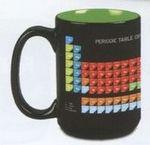 Custom 15 Oz. Mighty Two Tone Coffee Mug (Black w/ Contrasting Interior)