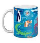 Custom 11 Oz. Classic White Coffee Mug