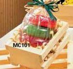 Custom Store Display Wooden Mini Crates (4