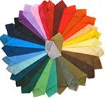 Custom Single Color Tissue Paper W/ 480 Sheets (20