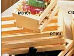 Custom Gift & Planter Wooden Crates (12 1/2