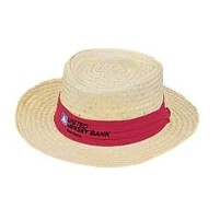 Palm Leaf Straw Hat