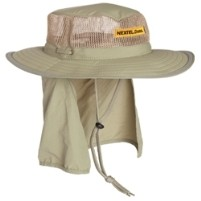 Safari Hat w/Neck Flap