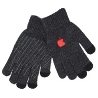 Knit Gloves w/Touch Screen Finger Tip