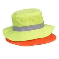 Safety Colored Bucket Hat