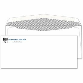 #10 Confidential No-Window Envelope 250 & 1000