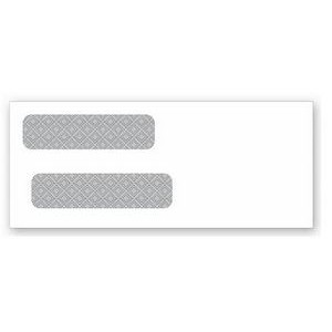Classic Collection™ Confidential Dual-Window Envelope