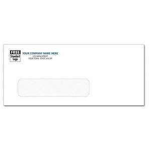 #9 Standard Single Window Envelope 250
