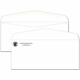 #10 Standard No-Window Envelope 250
