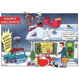Holiday Policy Insurance Holiday Cards