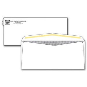 #9 Confidential No-Window Envelope