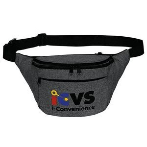 Urb-Line Three zippered Fanny Pack