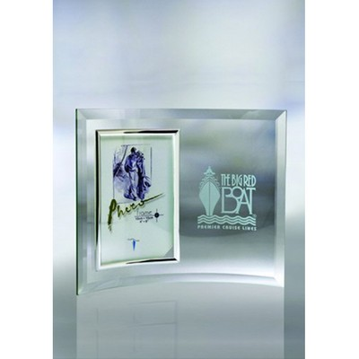 Jade Glass Picture Frame