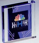 Custom Clearcast Lucite Square Embedment (2