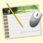 Custom MousePaper 24 Page - Recycled Note Paper Mouse Pad