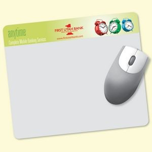 "Frame-It Lift® Heavy Duty 8""x9.5""x1/16"" Lift-Top Window MousePad"