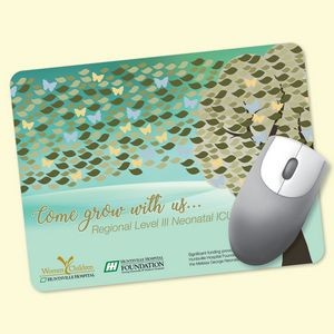 "Vynex® DuraTec® 6""x8""x1/8"" Hard Surface Mouse Pad"