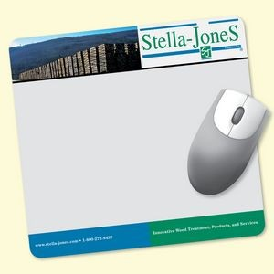"Frame-It Lift® Heavy Duty 7.5""x8""x1/16"" Lift-Top Window MousePad"