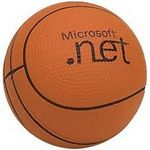 Custom Basketball Stress Reliever