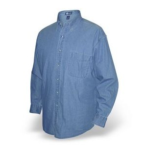 Men's Denim Woven Shirt