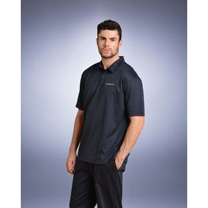 Men's Sonora Polo Shirt w/Textured Fabric