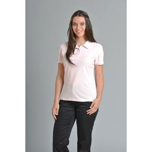 Women's Titan Polywaffle Polo Shirt