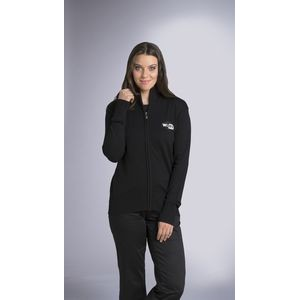 Women's Full Zipper Alpine Sweater