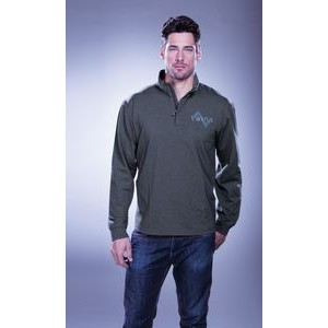 Kemi Men's FERST-DRY™ Pullover Sweater w/ 1/4 Zip